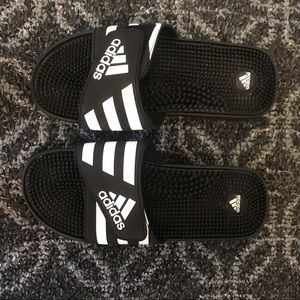 Adidas Classic Style Slide Sandals Men's Size 14
